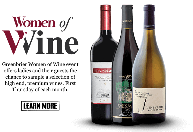 Learn more about the Women of Wine