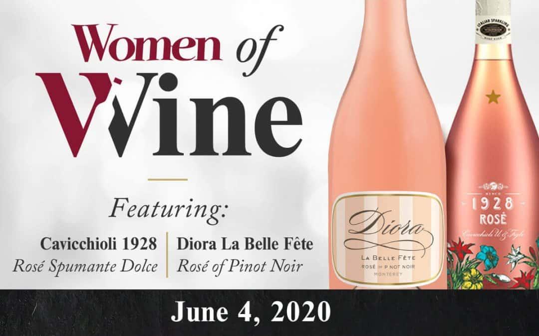 Women of Wine featuring Diora La Belle Fete & Cavicchioli 1928 - The Greenbrier - Gatlinburg TN