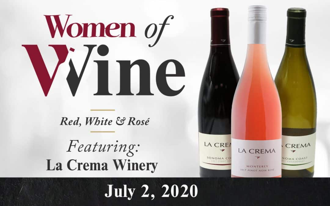 Women of Wine Event On July 2