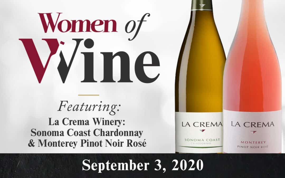 Women of Wine Event On September 3