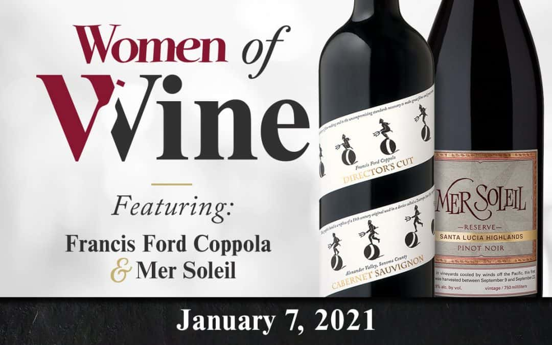 Women of Wine Event On January 7