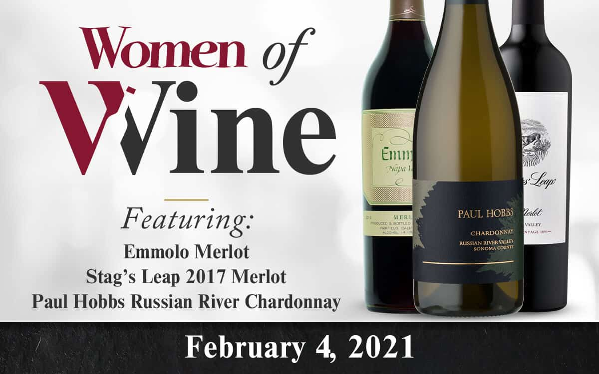 Women of Wine Event On February 4